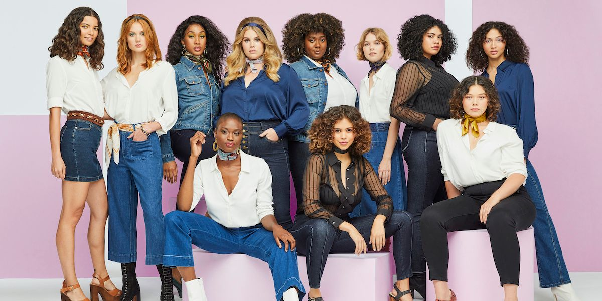 ModCloth Is Making Retro Denim Way More Size-Inclusive With A New Collection