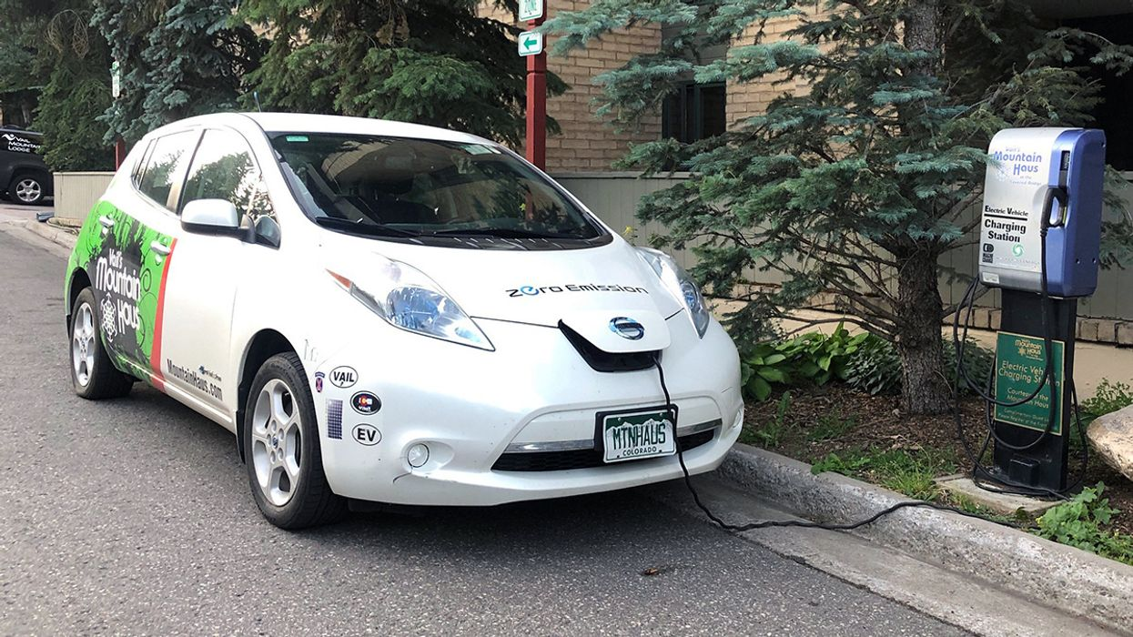 Colorado Revs Up, Adopts Zero-Emission Vehicle Program