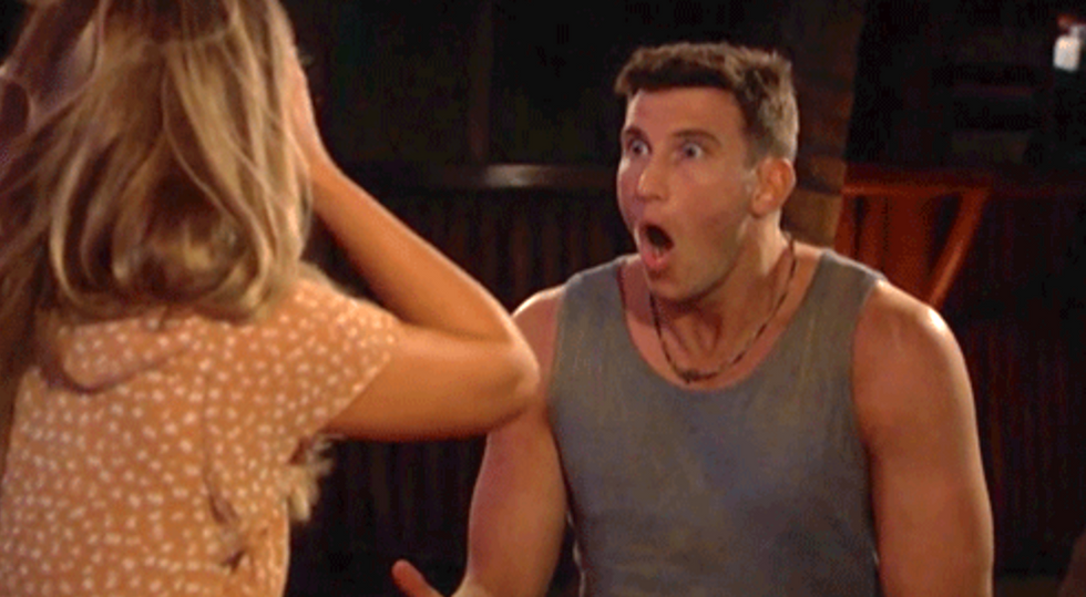 Bachelor in Paradise's Blake and Caelynn