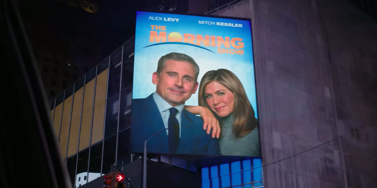 """Jennifer Aniston's Breakdown Is Made Into """"Timeless American Entertainment"""" In 'Morning Show' Trailer"""