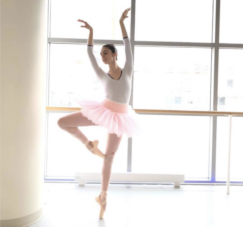 This Dancer Almost Lost Her Leg To Cancer Now She S Heading Back To The Washington Ballet Dance Magazine