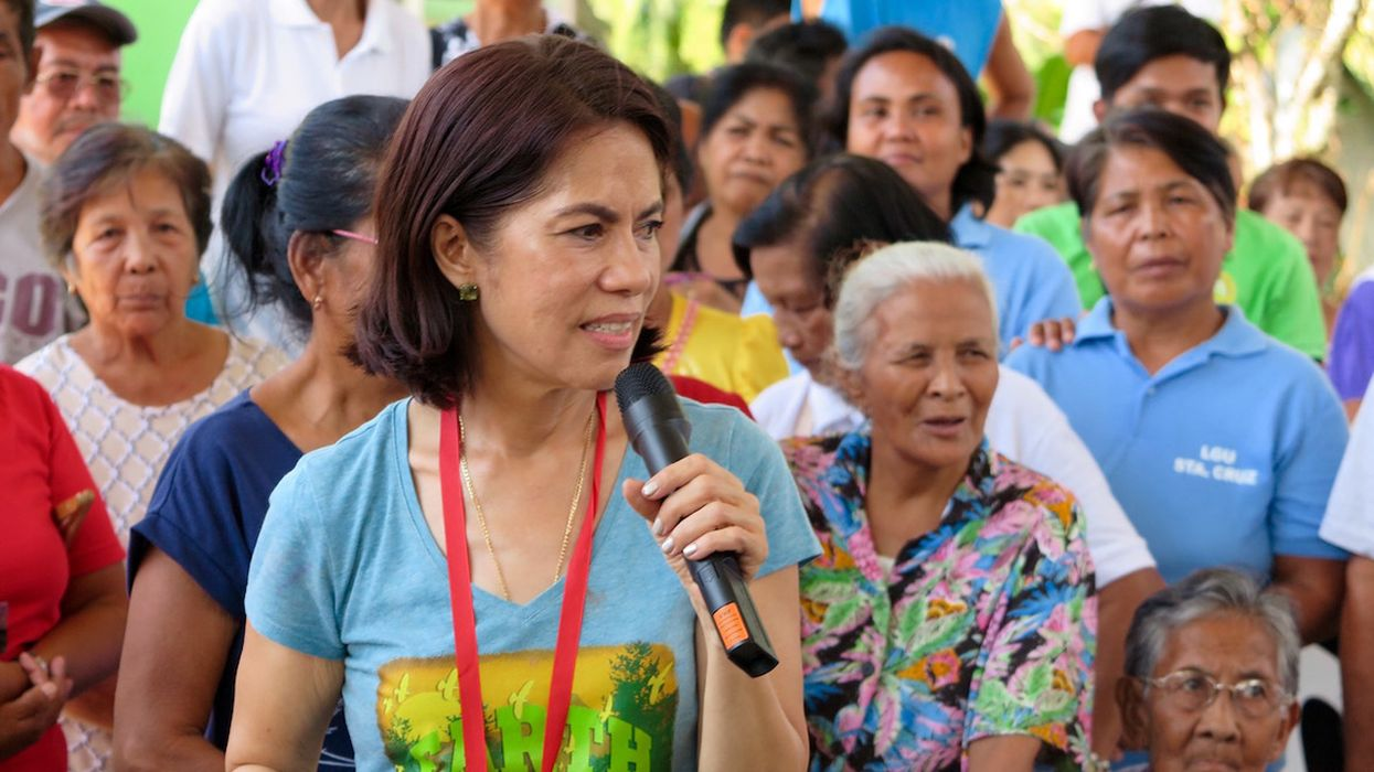 Gina Lopez, Who Led Anti-Mining Crackdown in Philippines, Dies at 65