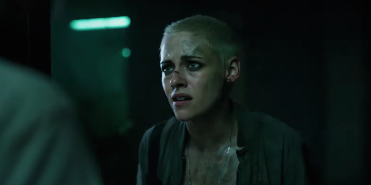 Kristen Stewart Encounters A Terrifying Sea Monster In New 'Underwater' Trailer