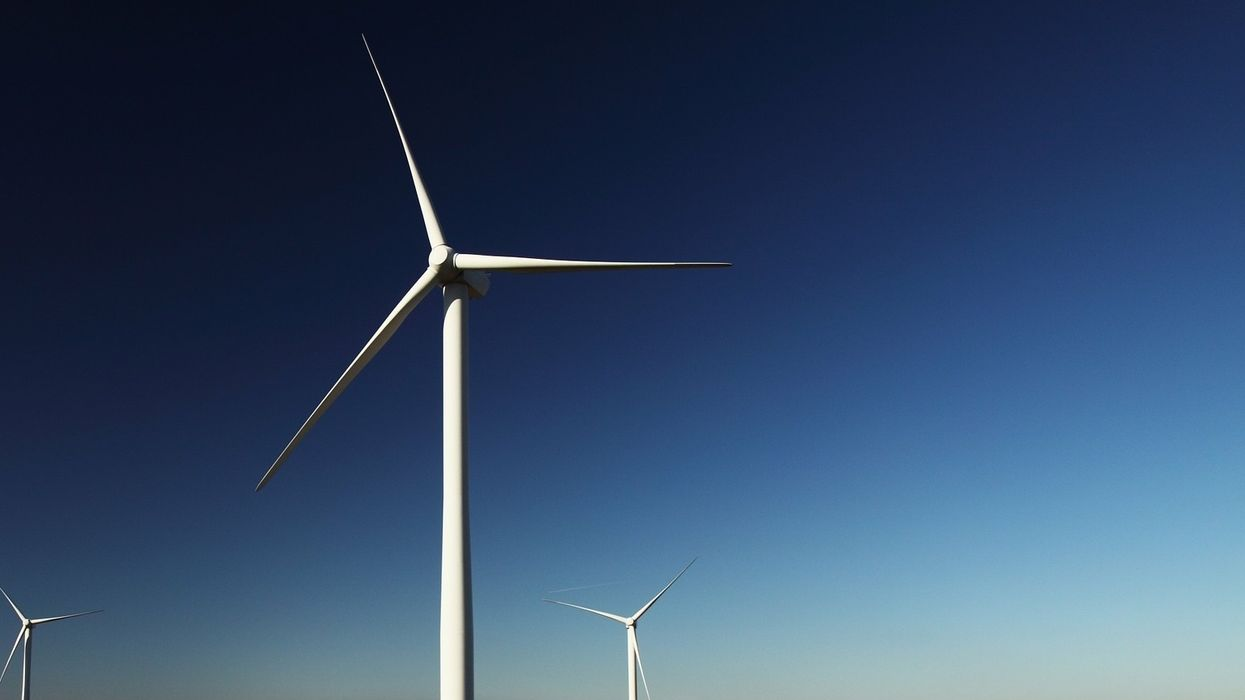 European wind farms could meet global energy demand, researchers now say