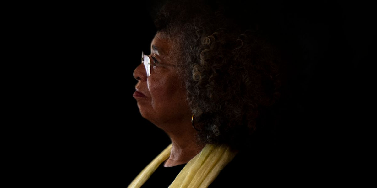 You Have the Right to Be Brilliant: Dr. Angela Davis