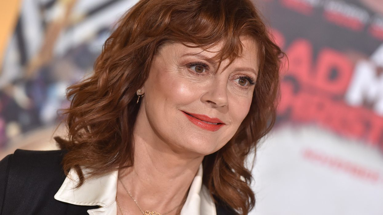 Liberals angrily attack each other over 2016 election after Susan Sarandon mocks Liz Warren
