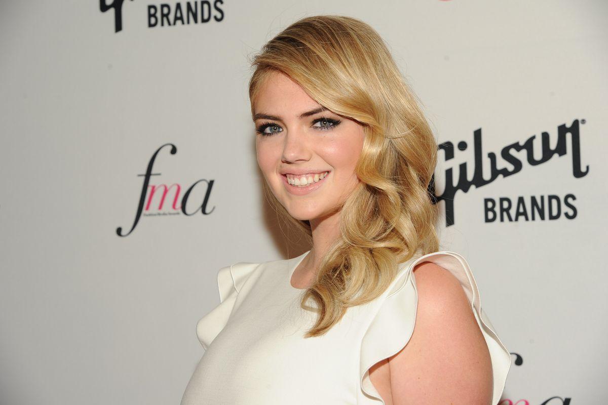 Kate Upton Calls Out the Victoria's Secret Fashion Show