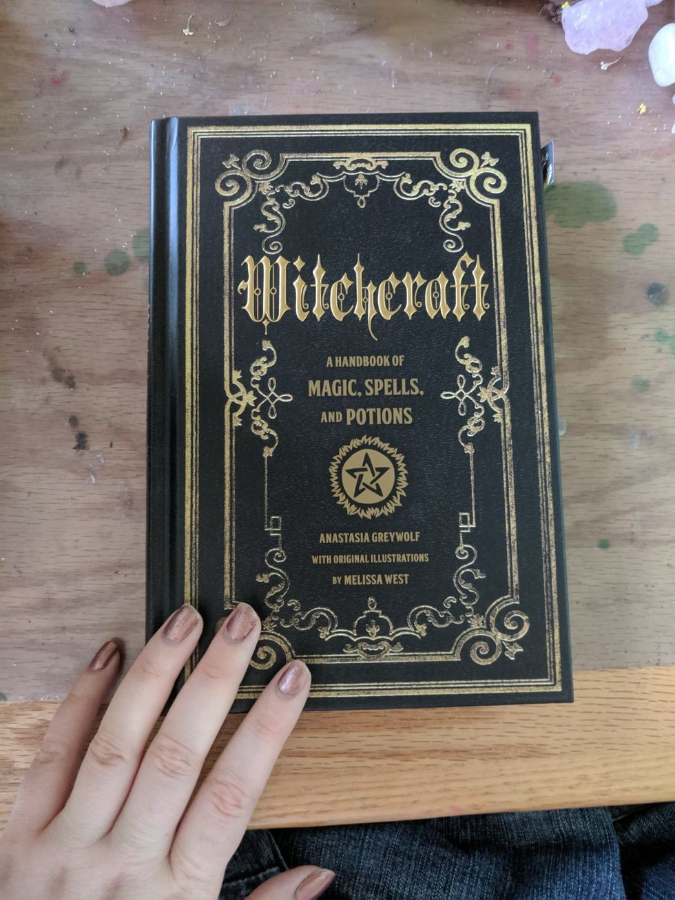 How I Got Into Witchcraft