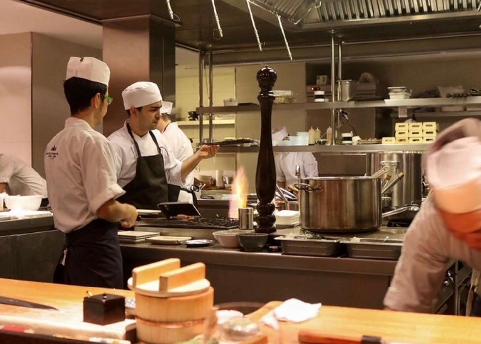 7 Things Working In A Kitchen Has Taught Me