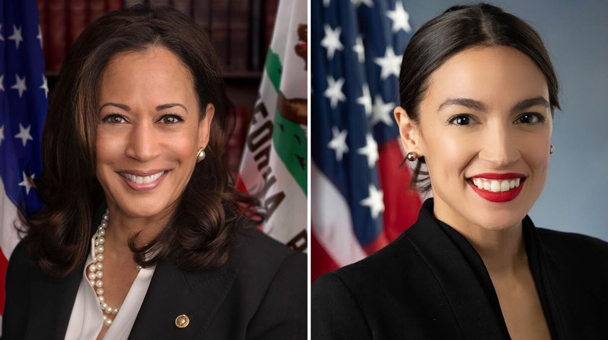 Harris and AOC Introduce Climate Equity Act to Protect Frontline Communities
