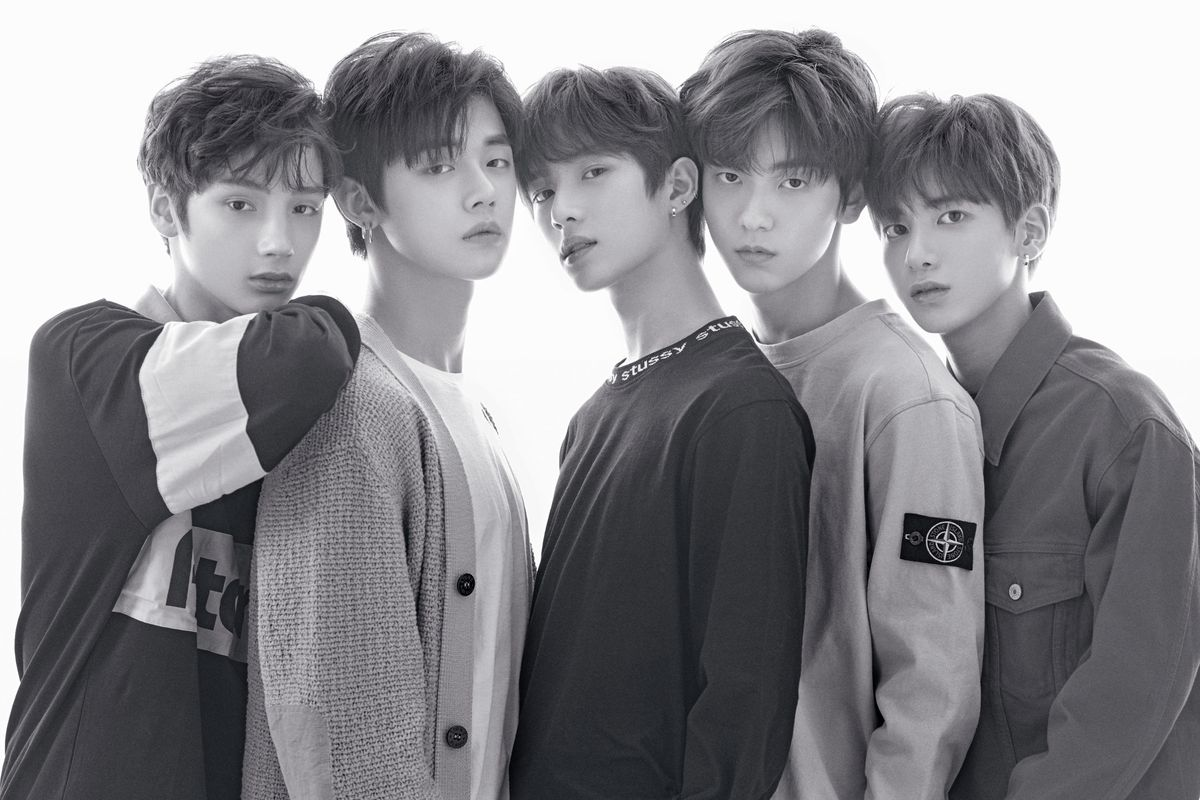 From the Brains of BTS, TXT Is Next