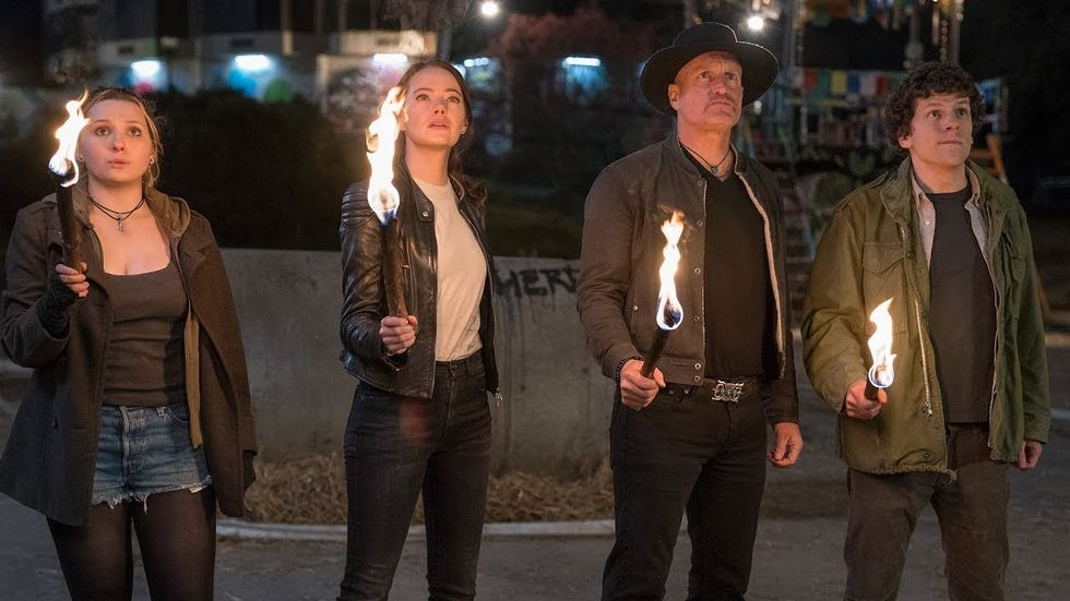 Is 'Zombieland' A Family Film?