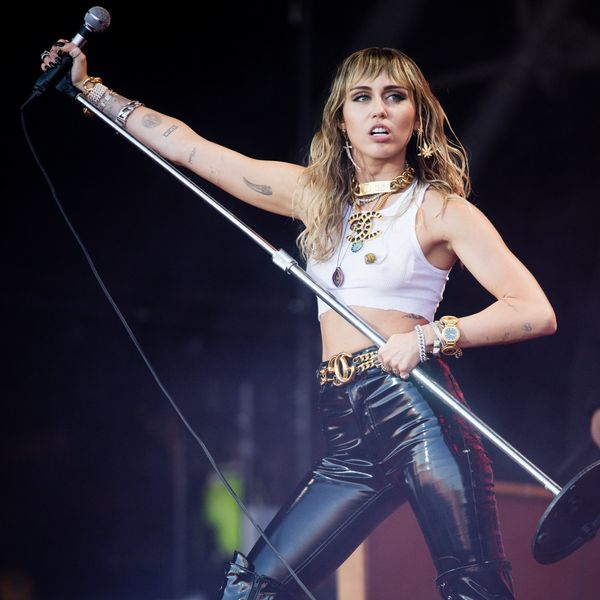 Miley Cyrus Pulls Out of Woodstock 50