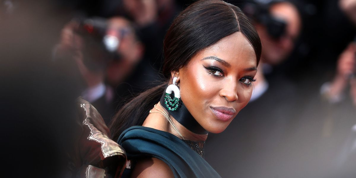 Naomi Campbell Says She Was Turned Away By a Racist Hotel