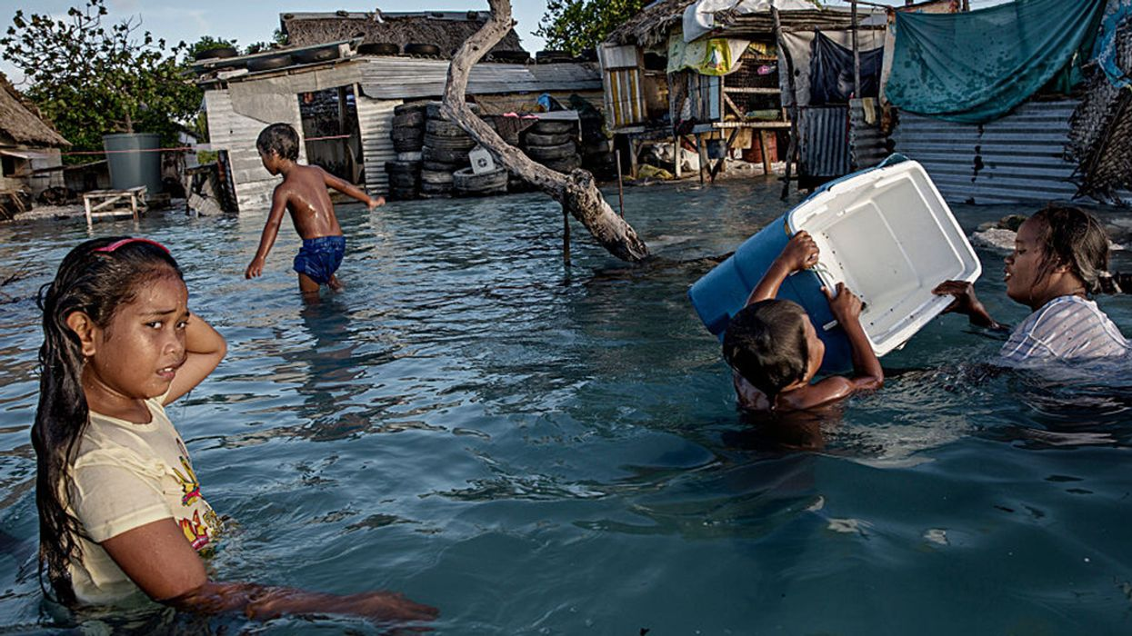 Pacific Island Nations Declare Climate Crisis, Fear Being Uninhabitable by 2030