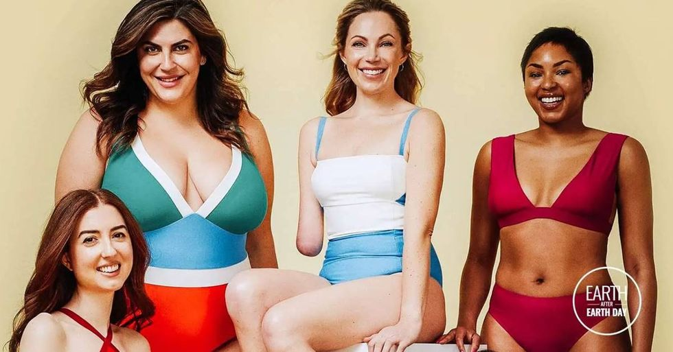 8 eco-friendly swimsuit brands for all shapes and sizes