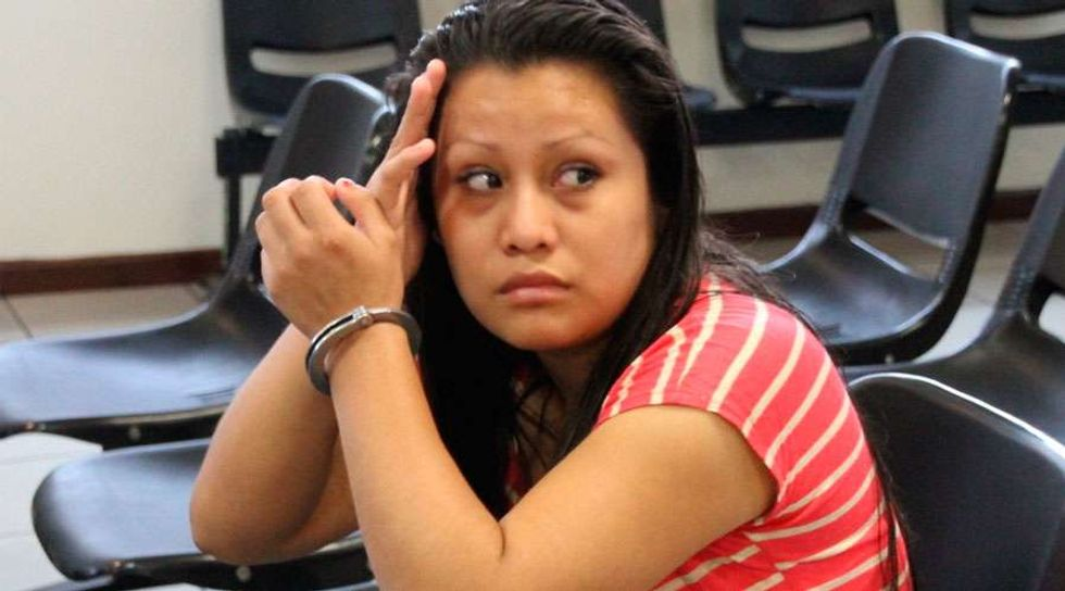 A Salvadorian woman was sentenced to 30 years in prison for having a stillborn. Now she's getting a retrial