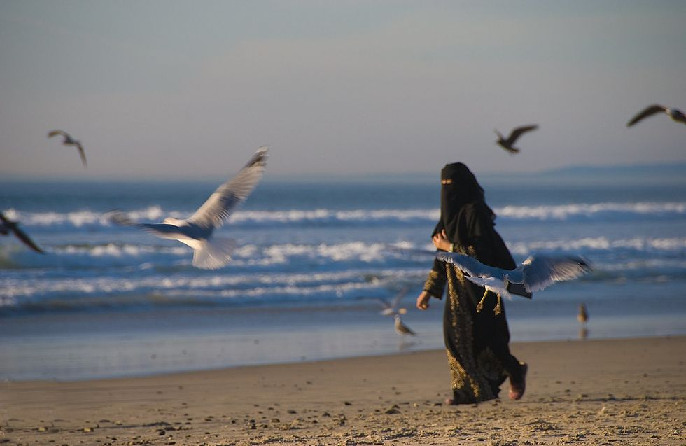 Saudi Women may soon no longer need a man's permission to travel