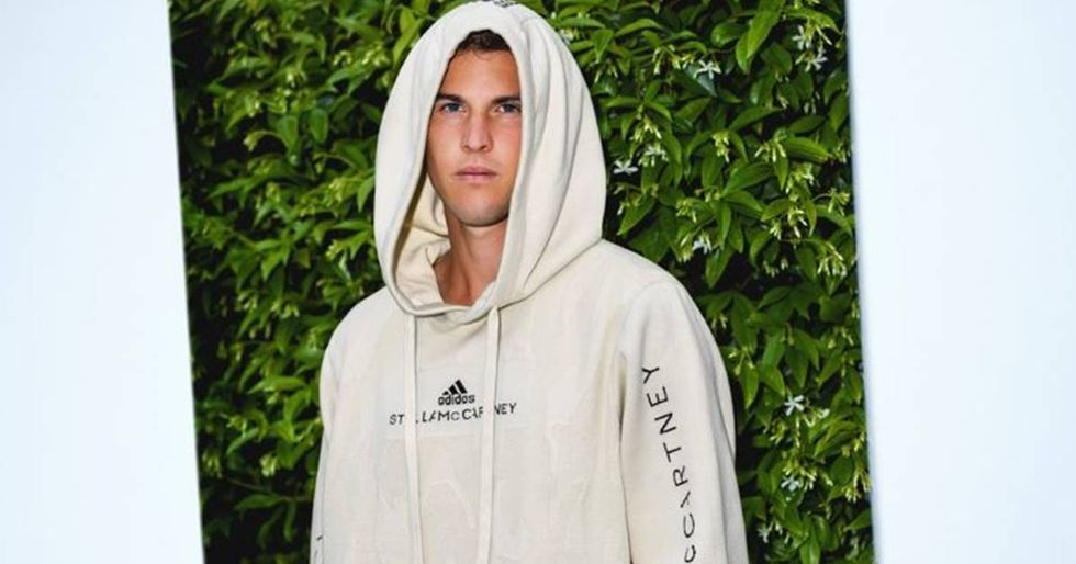 Stella McCartney and Adidas teamed up to create a hoodie that's 100% recyclable