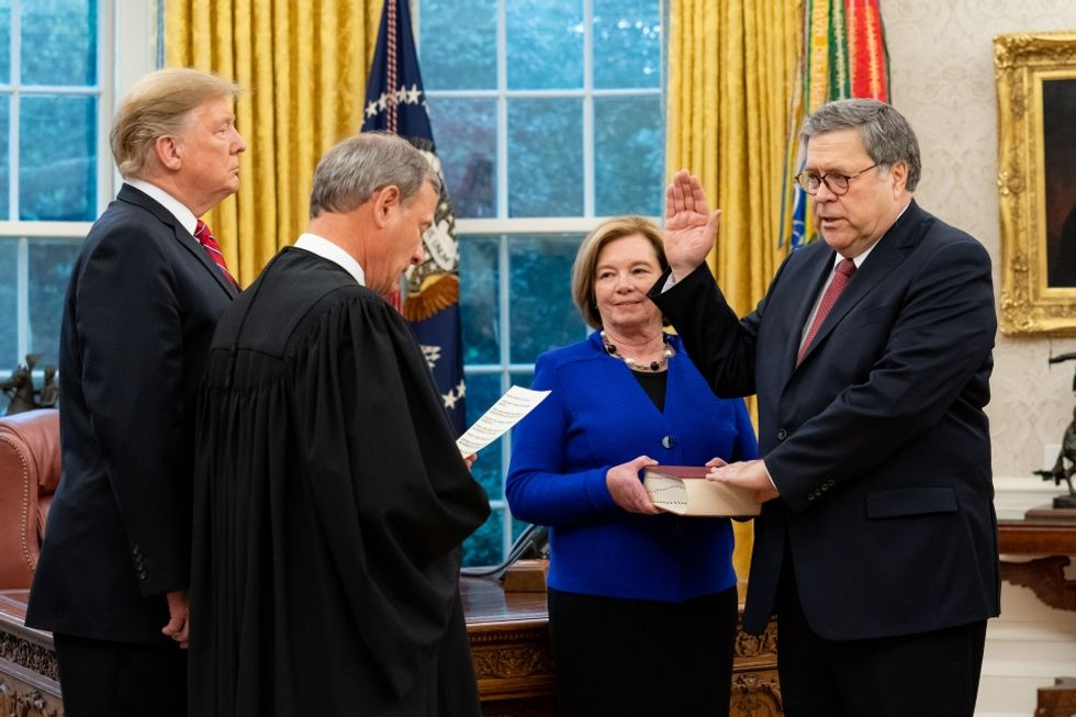 Attorney General William Barr is bringing back the federal death penalty after nearly 20 years