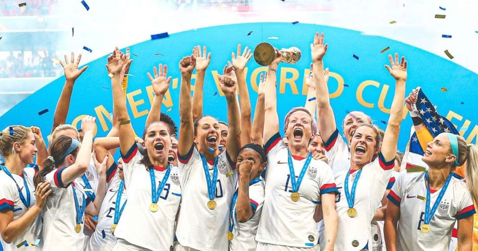 The US women's soccer team isn't just fighting for equal pay for themselves, they're fighting for all of us