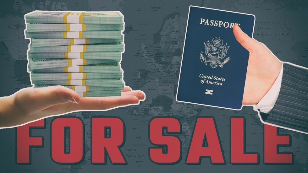 How to buy a passport.