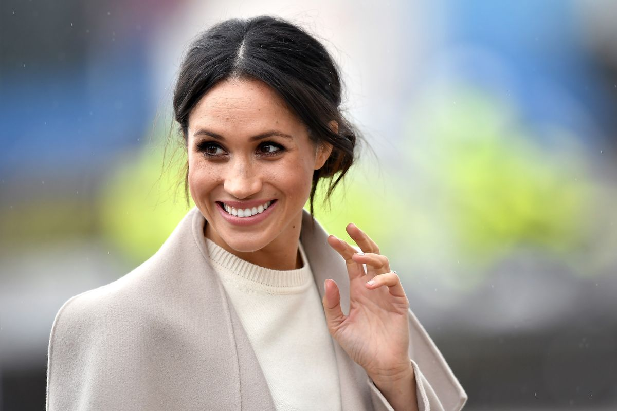 Meghan Markle Is Designing a Fashion Line