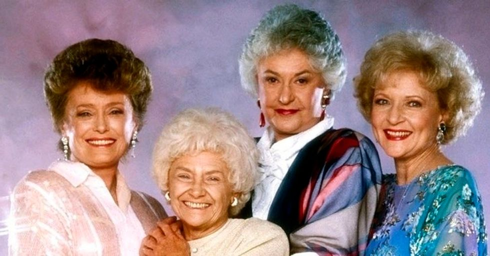 """6 Reasons Why """"The Golden Girls"""" Was An Significantly Progressive Show Of Its Time"""