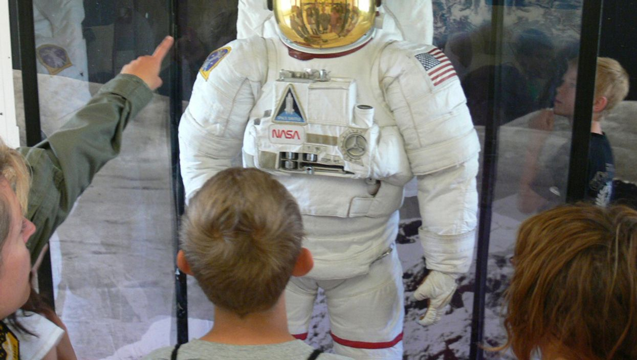 American kids today dream of being vloggers, not astronauts