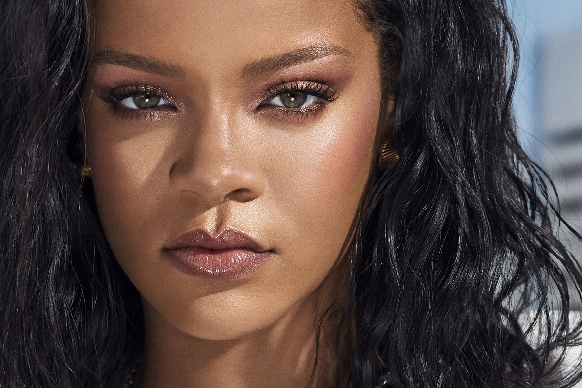 Fenty Launches Foundation in 50 Different Shades