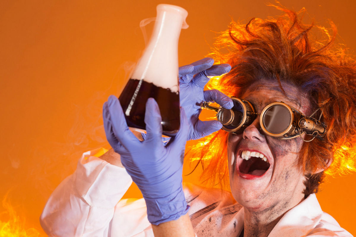 People Reveal Which Scientific Experiment They'd Pursue If They Were A Mad Scientist