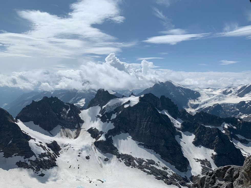 Going To Mount Titlis In Switzerland Taught Me That We Need To Do Everything We Can To Save Our Planet