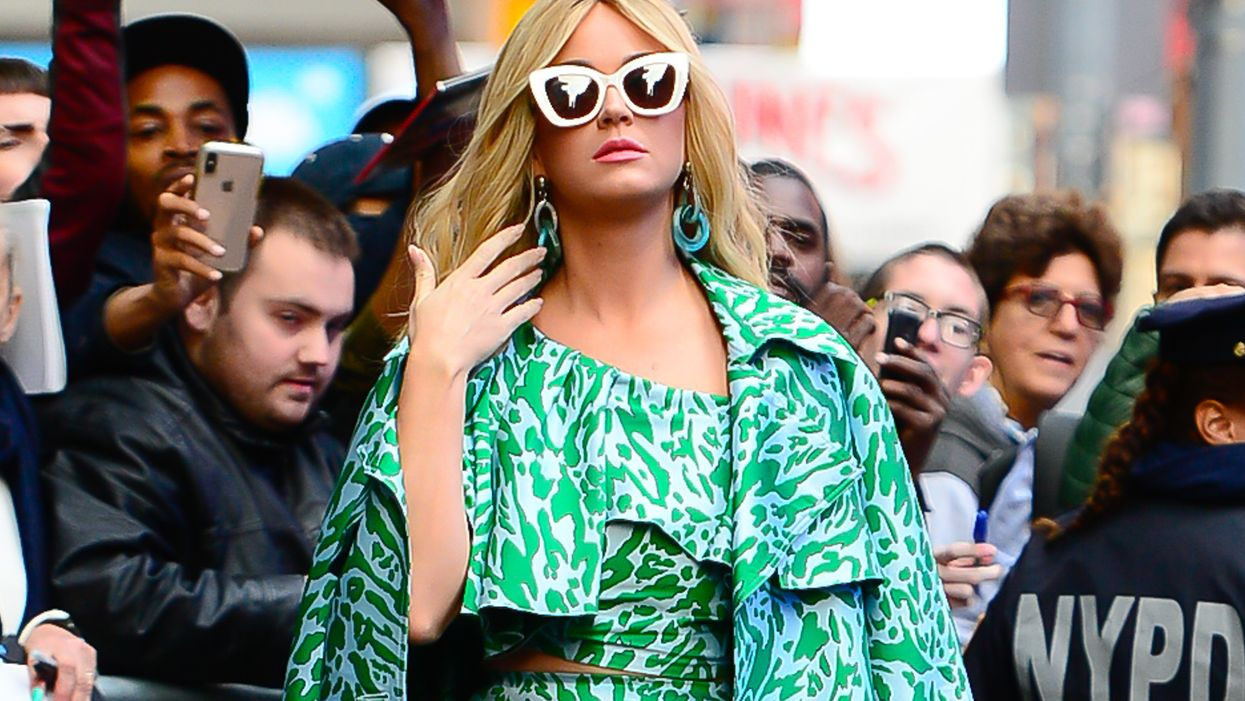 Katy Perry and company ordered to pay nearly $3 million to Christian rap artist for copyright infringement