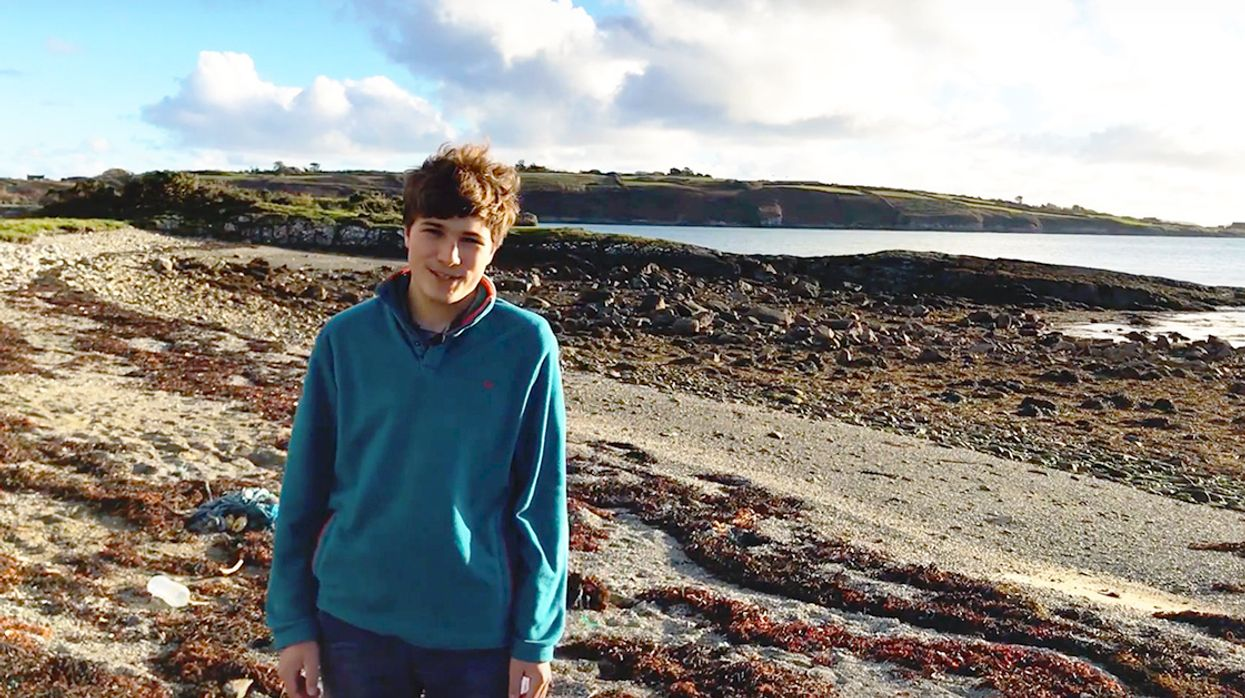 Irish Teenager Wins Google Science Award for Removing Microplastics From Oceans