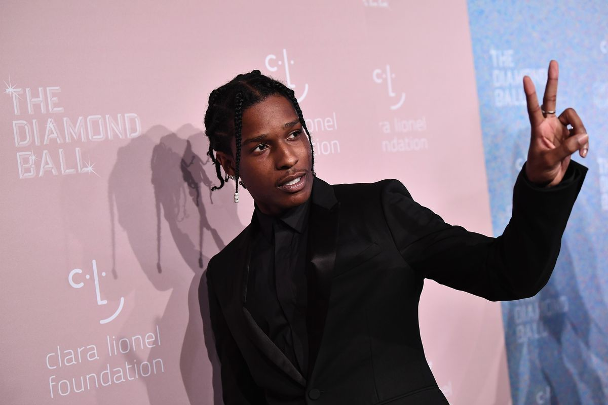 A$AP Rocky Thanks His Supporters Following Swedish Release