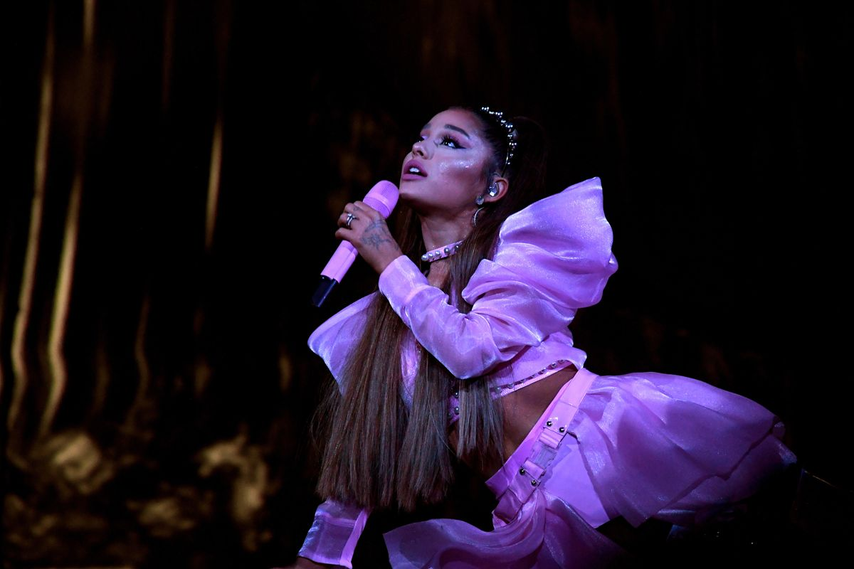 Ariana Grande Returns to Her Acting Roots