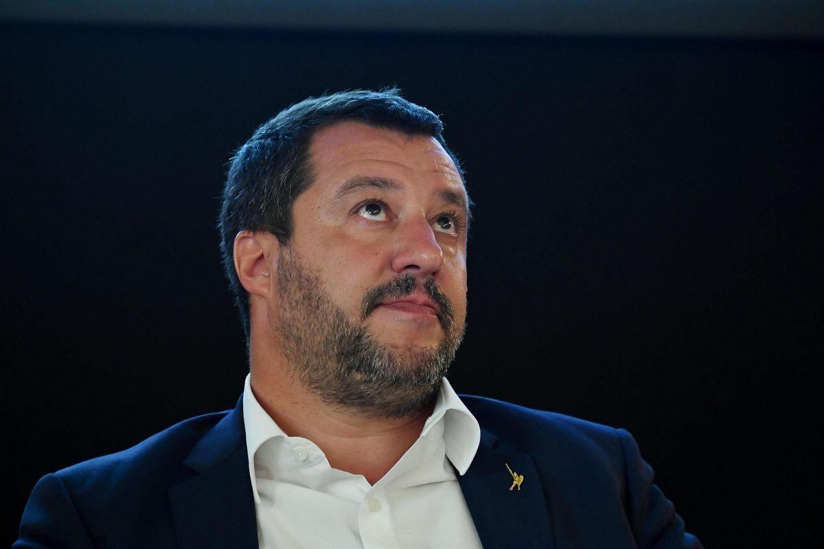 È stato consegnato pure alla Rai l'audio per intrappolare Salvini