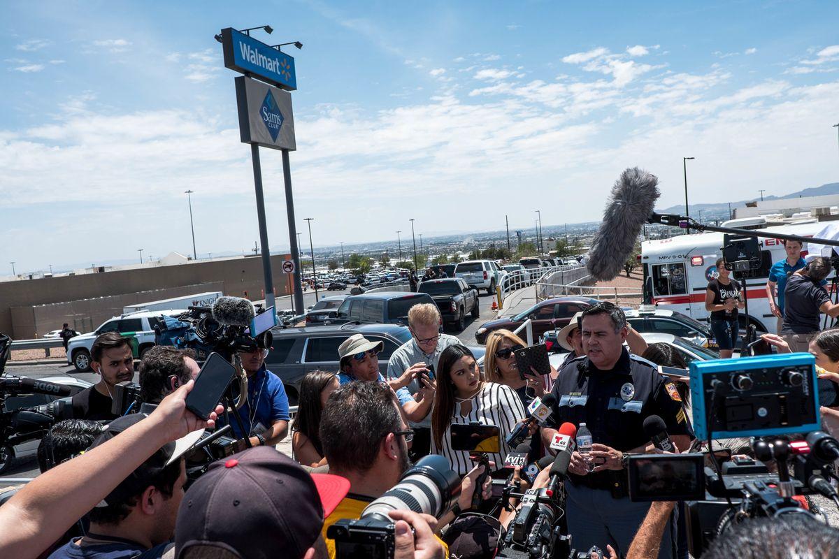 El Paso Community Bands Together After Tragic Shooting