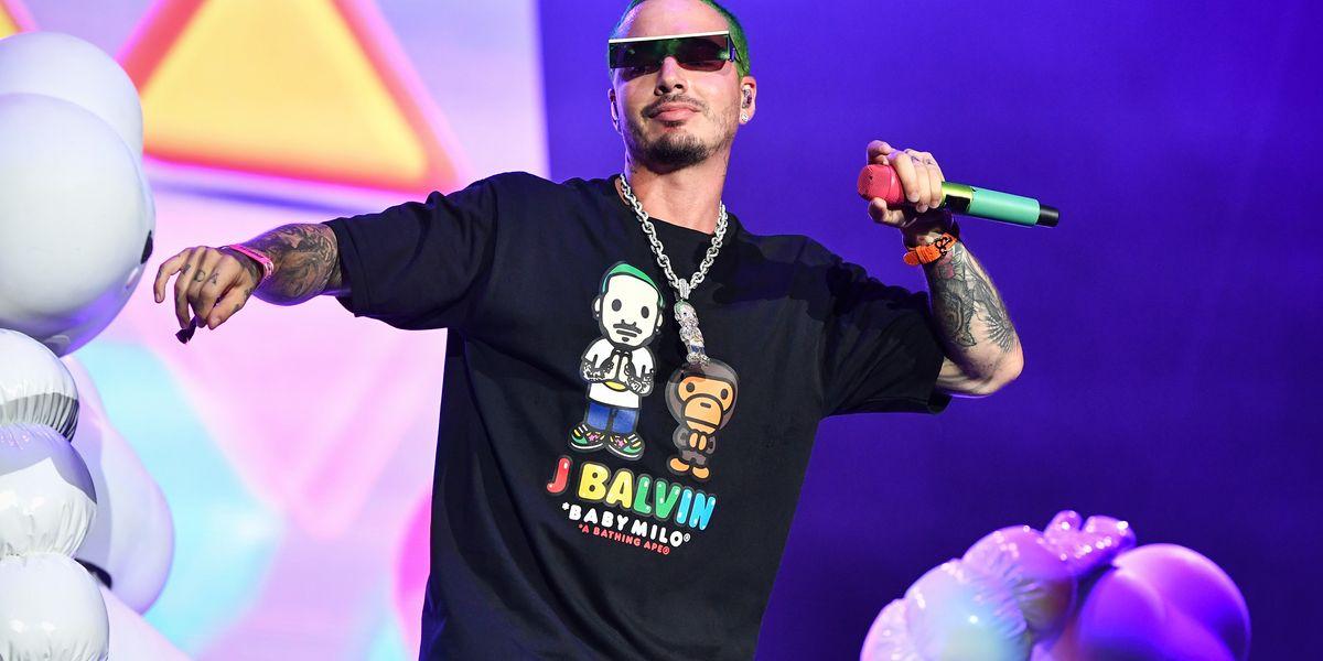 J Balvin Makes Lollapalooza History