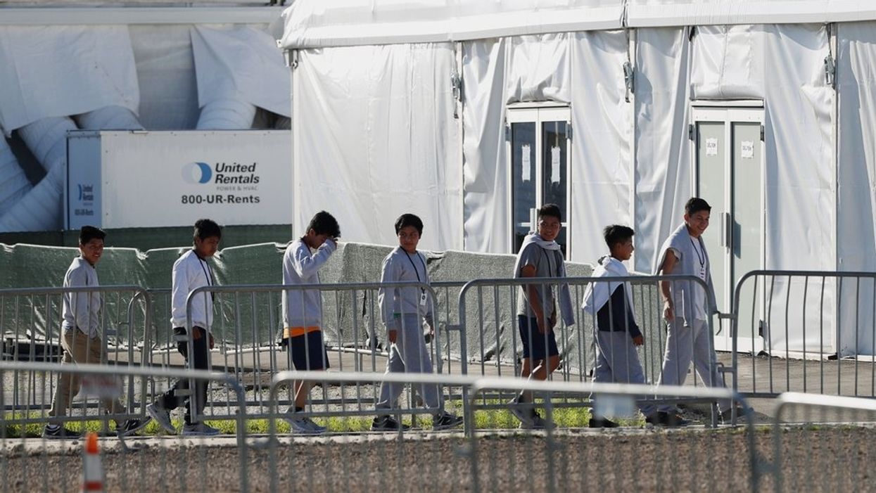 Central Florida could be a potential location for a permanent shelter to host migrant children