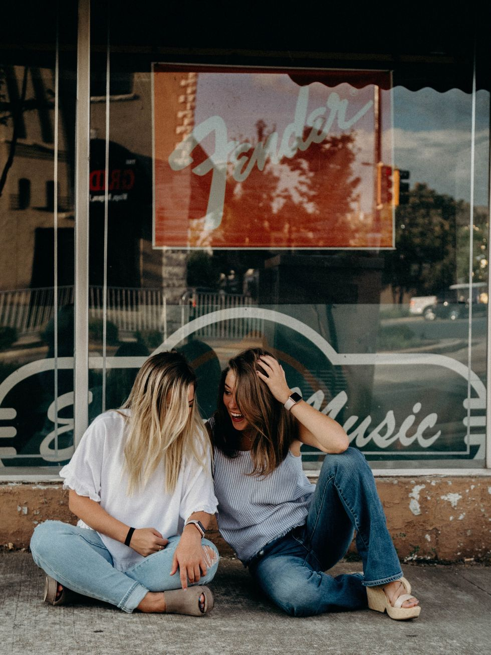 To My Ex-Best Friend, I'm Sorry I Let You Have Such An Impact On My Life