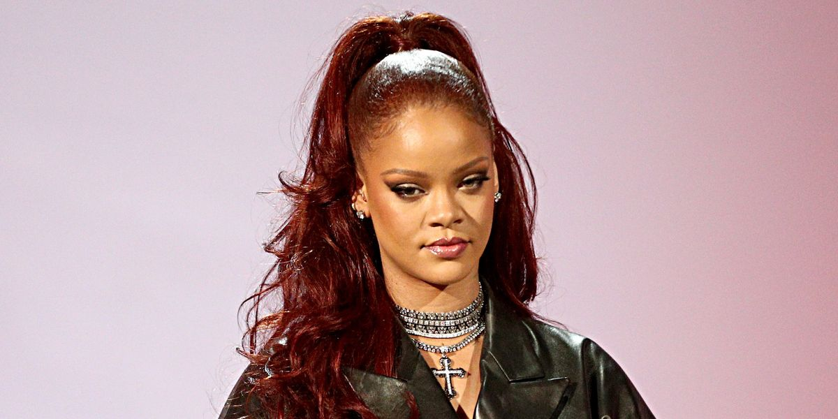Rihanna to Trump: 'You Spelled Terrorism Wrong'