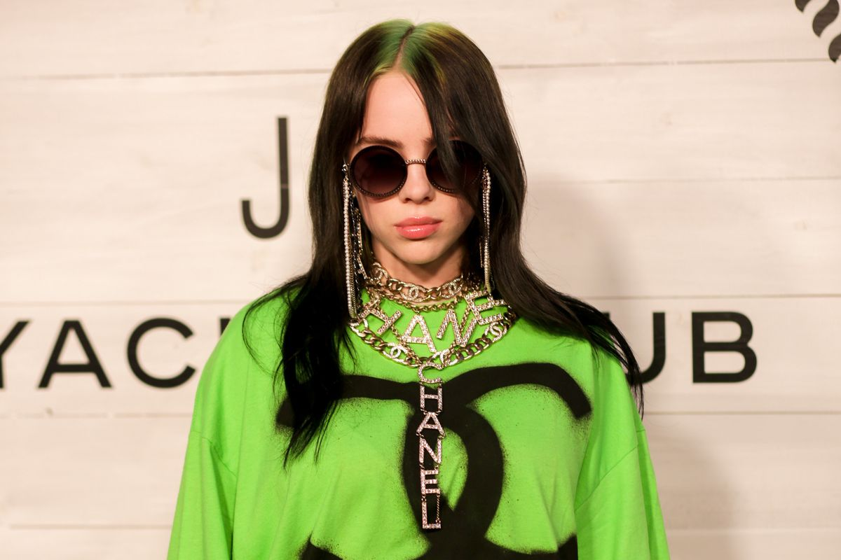 Billie Eilish on Body Dysmorphia: 'It Sent Me Down a Hole'