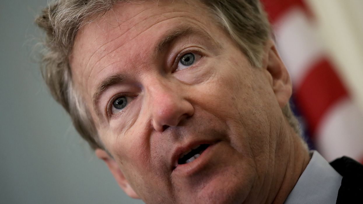 Rand Paul says he had to have part of his lung removed from when his neighbor assaulted him in 2017