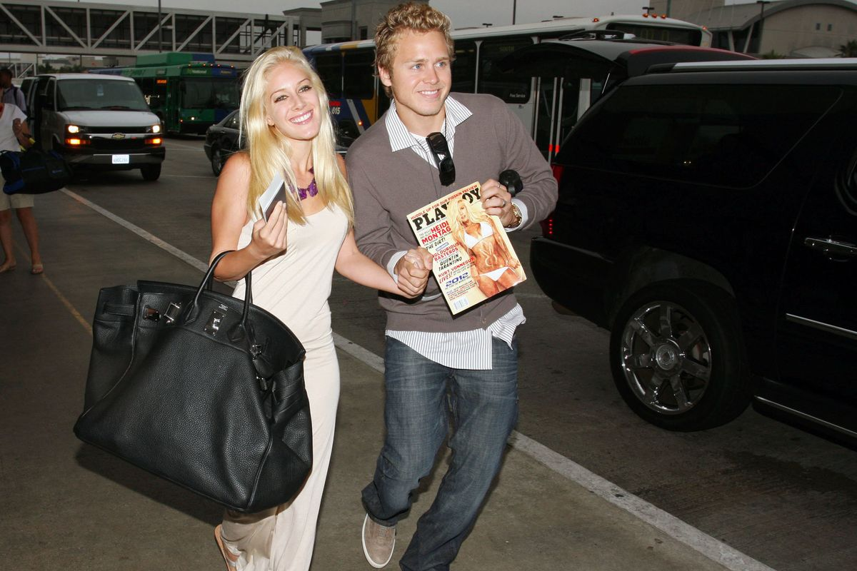 This Week in 2009: Heidi Montag's 'Playboy' Moment