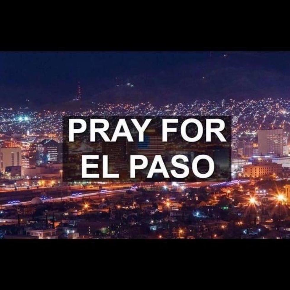 El Paso: White Supremacy and America