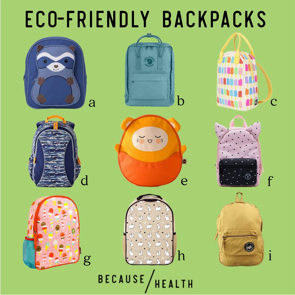 9 Non-Toxic & Eco-Friendly Backpacks
