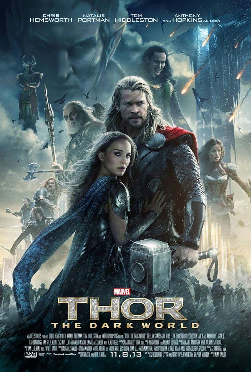 mujeres superhero\u00ednas Marvel thor