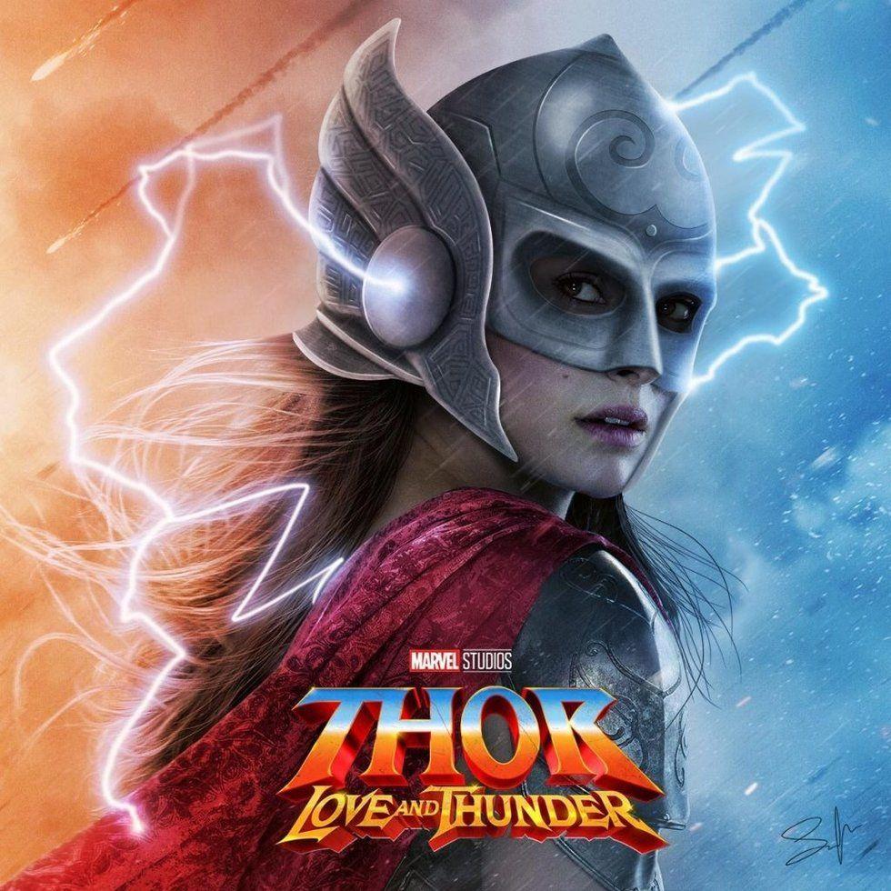 superheroinas marvel feminismo natalie portman