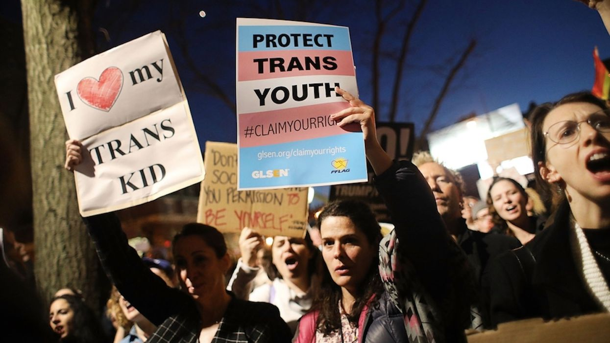 Teacher to transgender student: 'I will NOT refer to you with female pronouns. If this is not acceptable for you, change classes'
